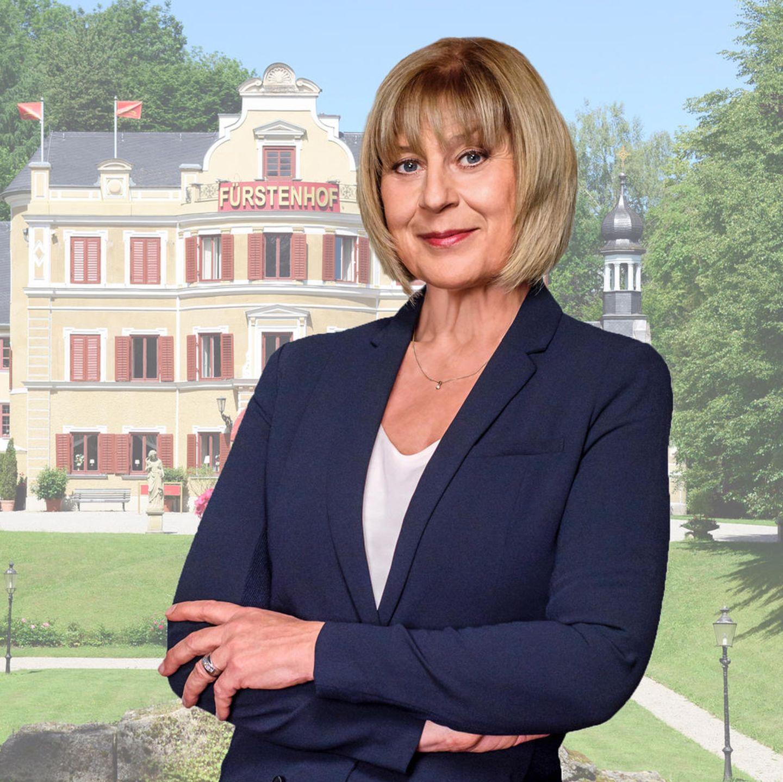 """Mona Seefried alias Charlotte Saalfeld gehört seit Staffel 1 zum Cast von """"Sturm der Liebe"""""""