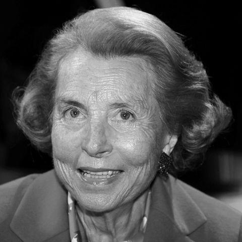 Liliane Bettencourt (†)