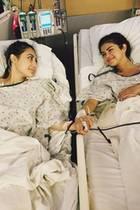 Francia Raisa + Selena Gomez