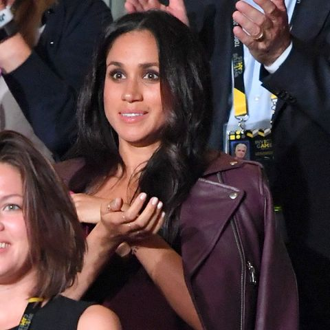 Meghan Markle bei den Invictus Games in Toronto