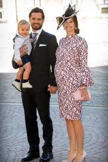 Prinz Alexander, Prinzessin Sofia, Prinz Carl Philip