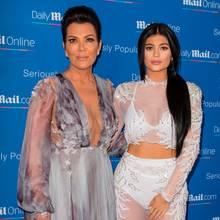 Kris Jenner + Kylie Jenner