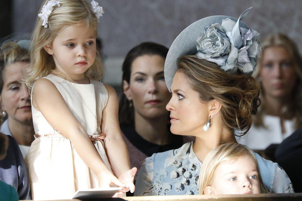 Prinzessin Leonore + Prinzessin Madeleine