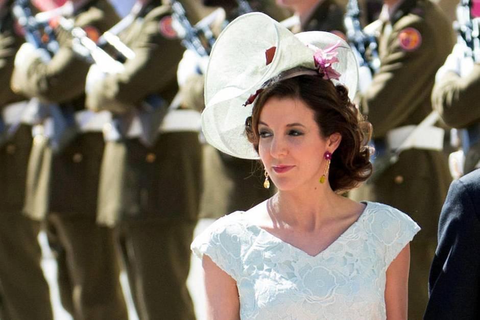 Tessy zu Nassau, seit 2009 als Prinzessin Tessy von Luxemburg bekannt