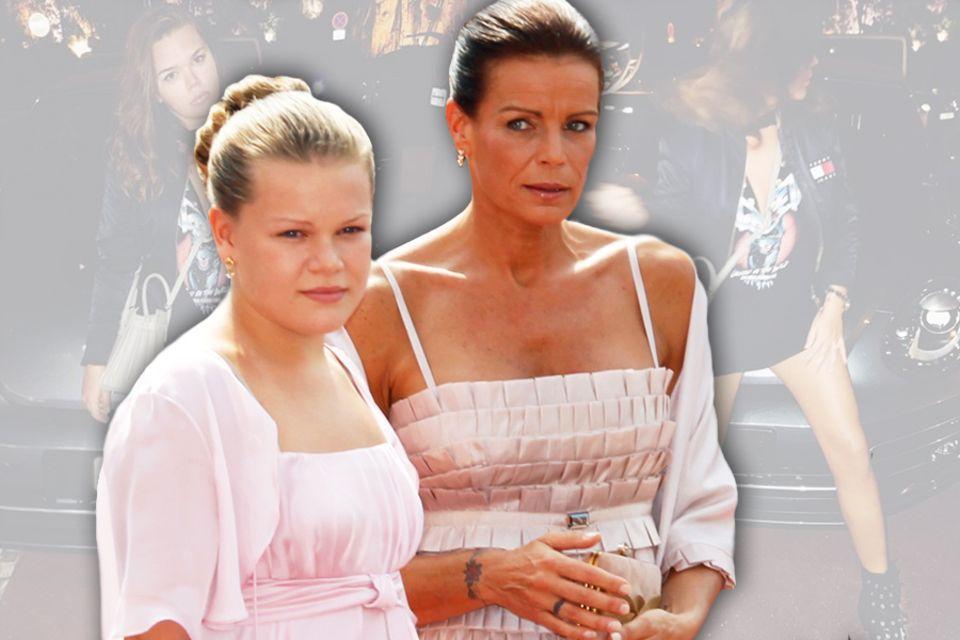 Camille Gottlieb + Stéphanie von Monaco