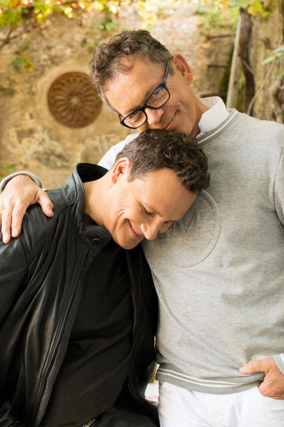 Guido Maria Kretschmer und Frank Mutters