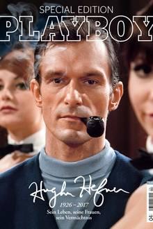 6. Oktober 2017   Der Tod des Playboy-Gründers beschäftigt selbstverständlich auch die berühmte Herrenzeitschrift: Statt einer nackten Dame ziert ein junger von hübschen Frauen umgebener Hugh Hefner das Cover. In der Special Edition geht es um sein Leben, seine Frauen und sein Vermächtnis.