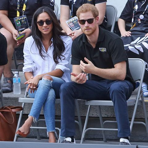 Meghan Markle + Prinz Harry