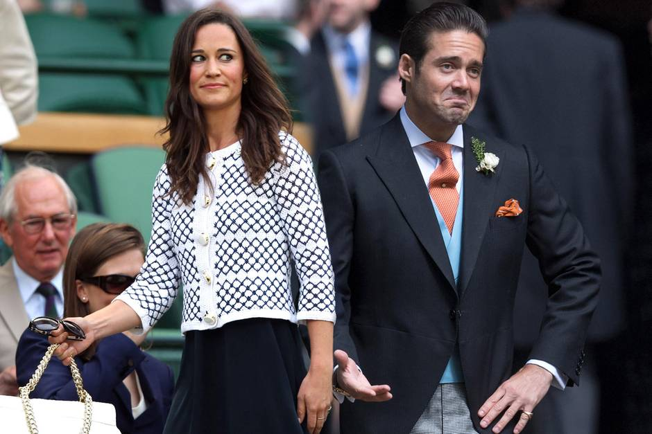 Pippa Middleton und Spencer Matthews