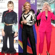 BFI London vs. NYFF: Die Festival-Looks im Style-Duell