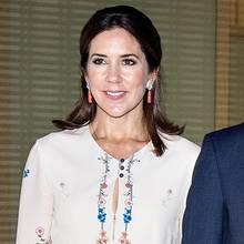 Kronprinzessin Mary + Kronprinz Frederik von Dänemark