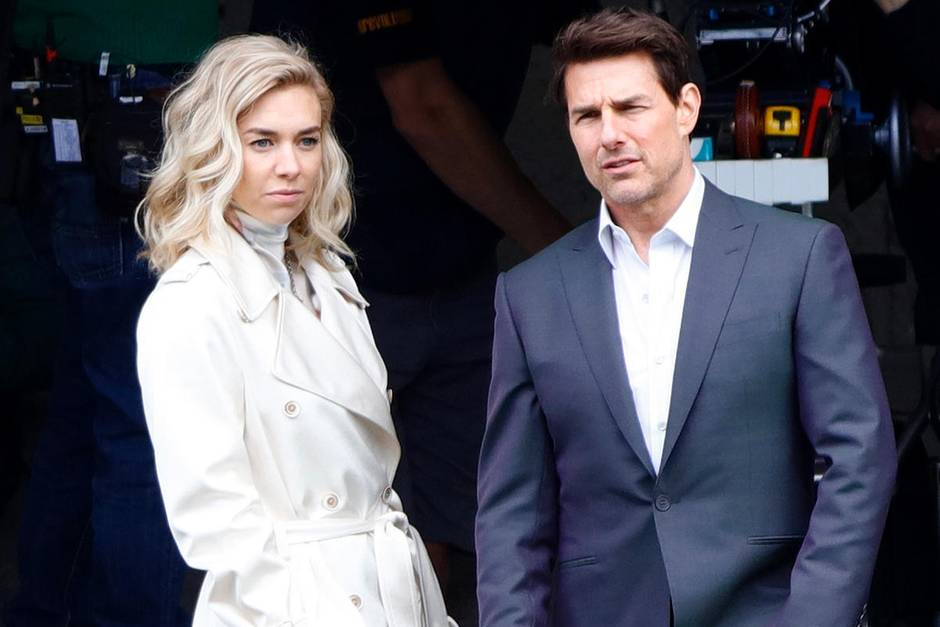 Vanessa Kirby, Tom Cruise
