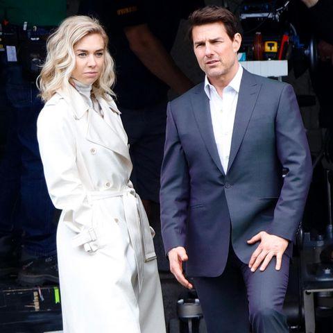 Vanessa Kirby, Tom Cruise