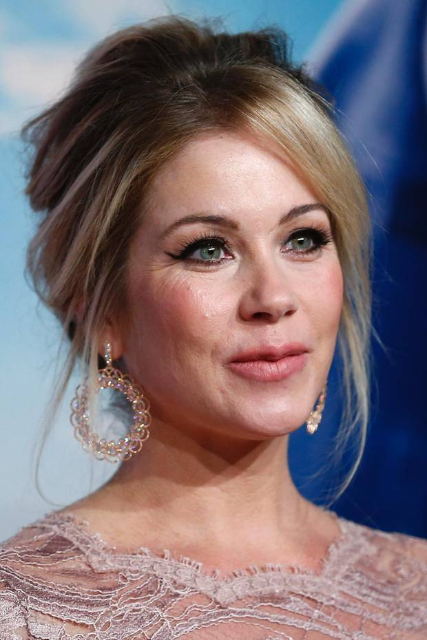Christina Applegate and her daughter