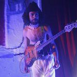 """12. Oktober 2017  Zeitgleich hat Sohn Noah Becker einen Auftritt mit seiner Band """"Bakery"""" in Berlin."""