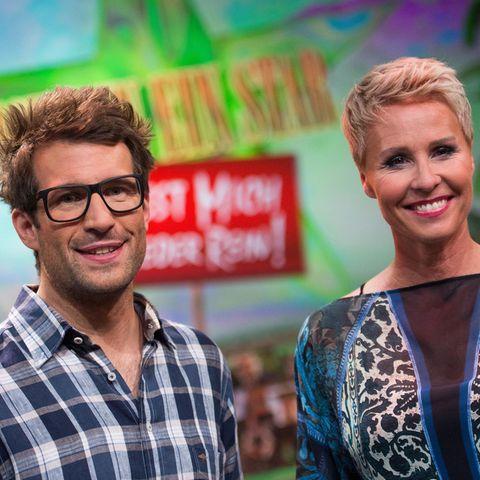 Sonja Zietlow und Daniel Hartwig
