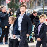 15. Oktober 2017  Tillykke med fødselsdagen, Prinz Christian! Der kleine Dänen-Prinz wird langsam erwachsen und feiert heute seinen 12. Geburtstag.