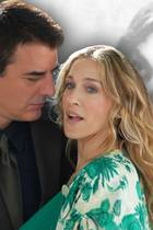 Chris Noth und Sarah Jessica Parker in Sex and the City