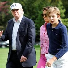 Barron Trump - Amerikas nächster Sport-Star?
