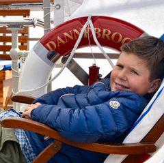 16. Oktober 2017  Ein würdiges Geburtstagsfoto: Zum 12. Geburtstag des Prinzen Christian wird selbstverständlich ein offizielles Foto des dänischen Königshauses veröffentlicht.