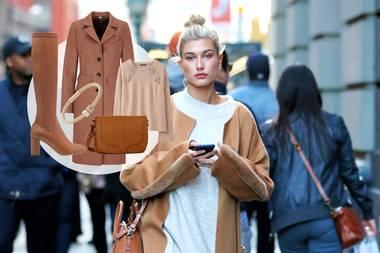 Aufgewacht! So groß wie die Auswahl an Spezialitäten in einem guten Coffeeshop, so schön sind die Camel- und Brauntöne in diesem Winter