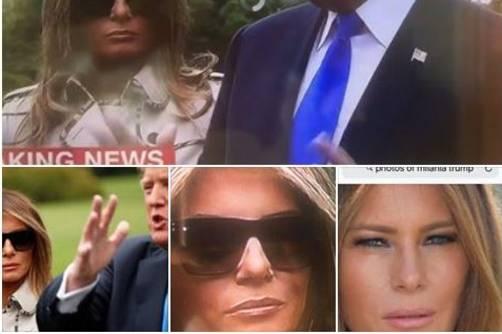 Melania Trump - Hat sie ein Body-Double engagiert?