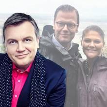 Hape Kerkeling, Prinz Daniel, Prinzessin Victoria