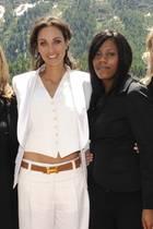 Auch als Erwachsene Unzertrennlich: Lilly Becker (l.) und ihre Schwester Melissa Kressenberg.