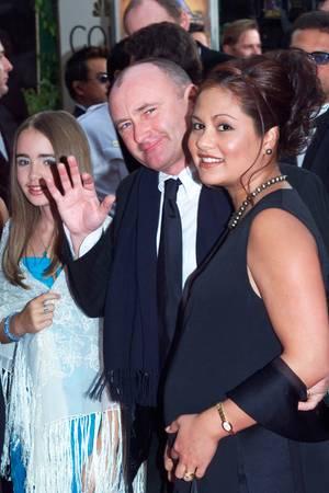 Phil Collins und Orianne Cevey: Es gibt zwei Arten des Älterwerdens...