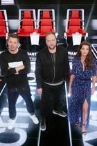 """19. Oktober 2017  Die siebte Staffel von """"The Voice of Germany"""" startet mit einem Marktanteil von 24,7 Prozent. Das ist der beste Start seit fünf Jahren. Mark Forster, Yvonne Catterfeld, Samu Haber, Michi Beck und Smudo von den Fantastischen Vier suchen die beste Stimme Deutschlands."""