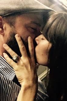 19. Oktober 2017  Justin Timberlake und Jessica Biel feiern heute ihren fünften Hochzeitstag ...