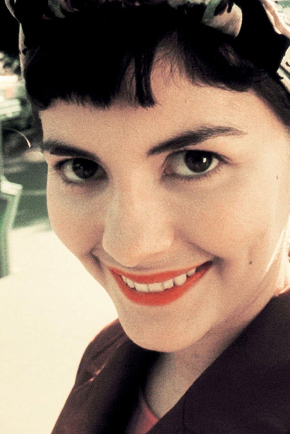 """Wer kennt sie nicht, die hinreißende """"Amélie Poulain"""" in ihrer fabelhaften Welt in Paris?"""