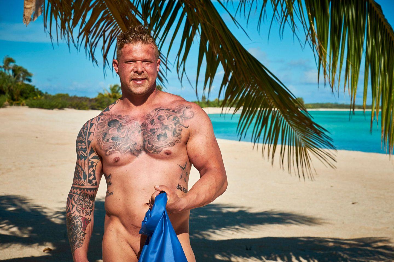 Nackt strand promis am Nackt am