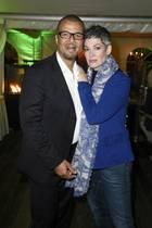 Cheryl Shepard und ihr Mann Nikolaus Okonkwo