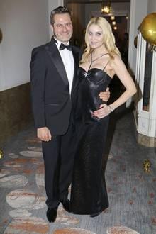 Yvonne Woelke und ihr Mann Stephan