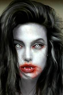 Halloween: Achtung, bissig - Stars als Vampire