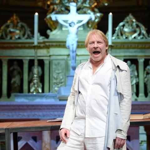 """Ben Becker in """"Ich, Judas"""""""