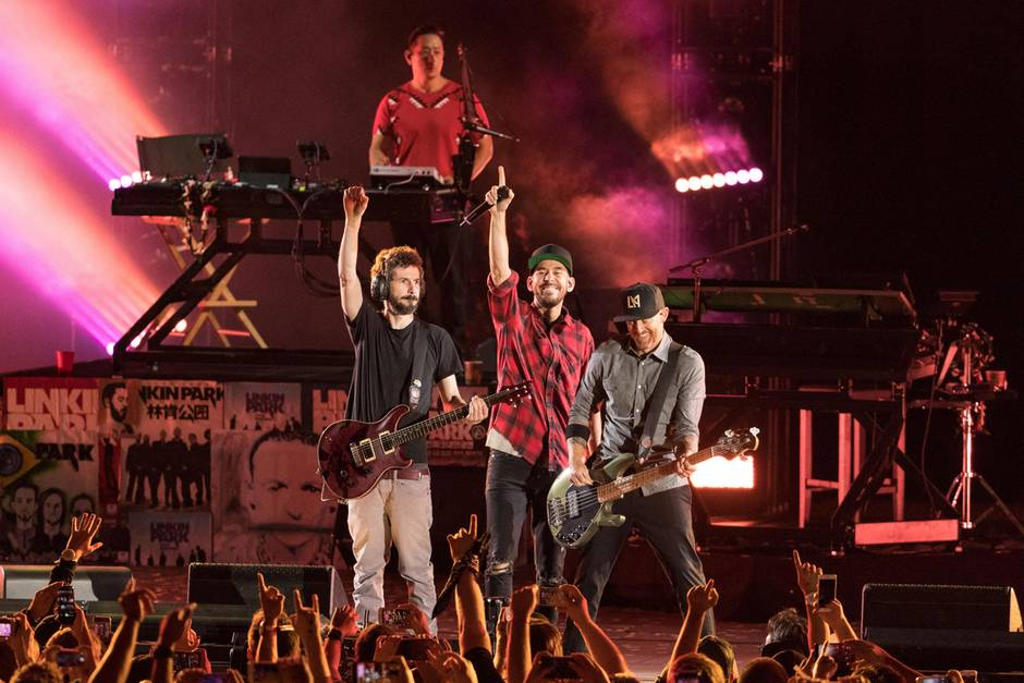 Linkin Park: So emotional war das Tribute-Konzert