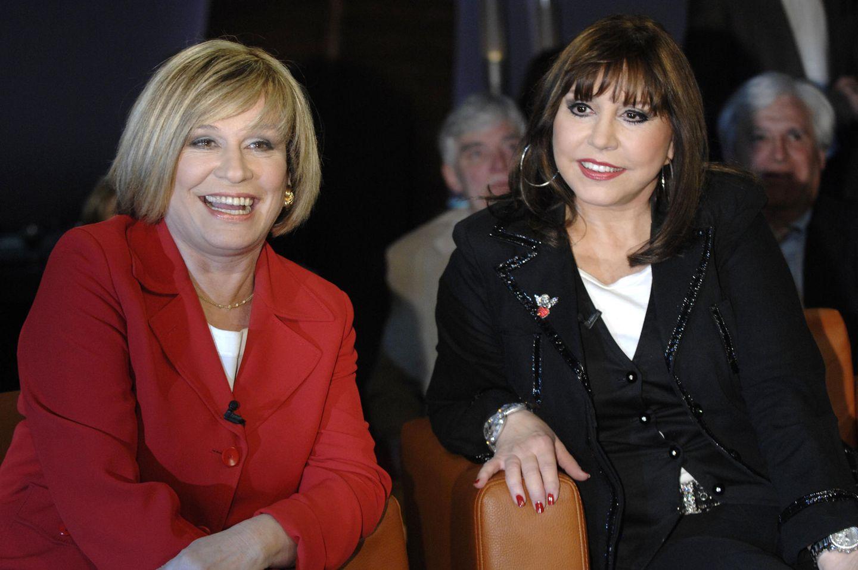 Mary Roos und Tina York