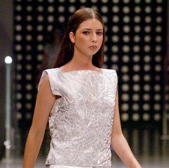 1999 war Ivanka großes Model-Jahr. Sie lief sogar bei Shows in Sydney mit.