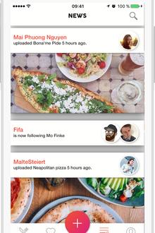 Alles, was Herz und Magen begehren: Foodguide basiert auf einer begeisterten Community, die tolle Restaurants entdeckt und Empfehlungen ausspricht.