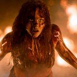 """In der Neuauflage von """"Carrie"""" schlüpft Chloe Moretz 2013 in die Rolle der verrückten und gruseligen """"Carrie White""""."""