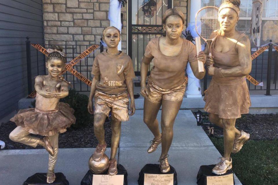 Halloween Kostüme für die ganze Familie