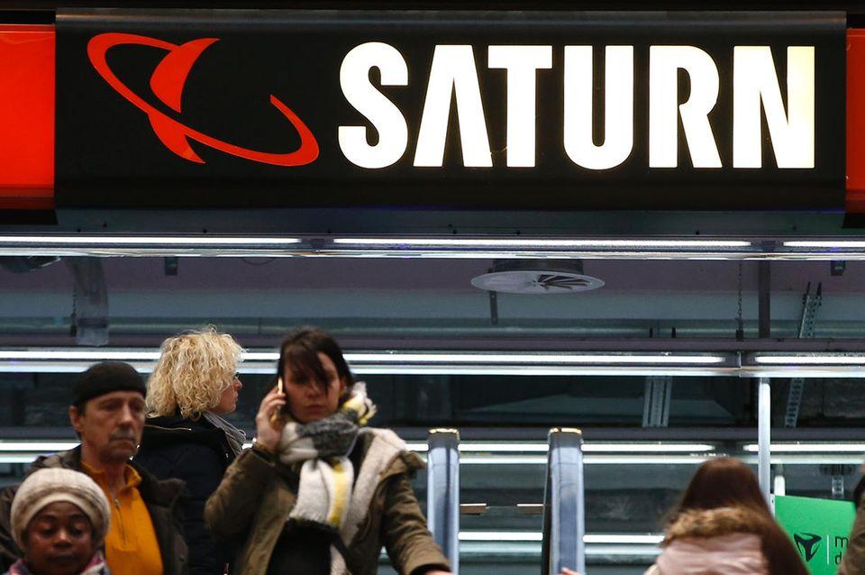 Saturn Markt