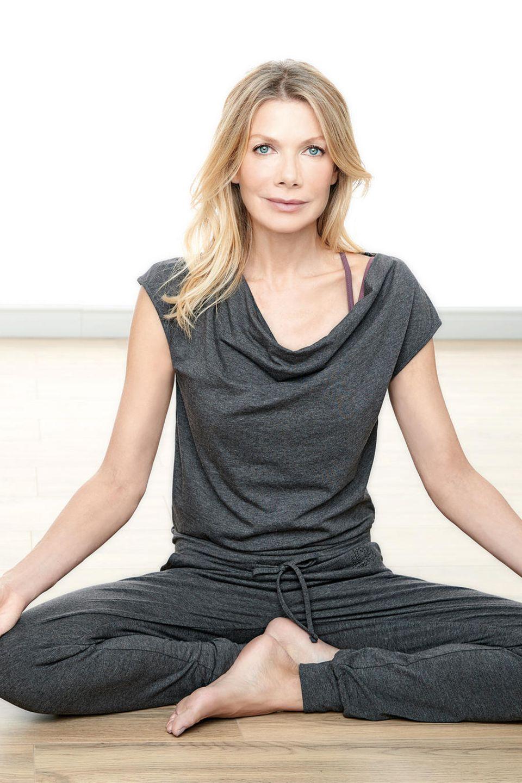 """Ihre Yoga-Kollektion """"Yoga & Relax"""" für Aldi Süd kommt am 13. November in die Geschäfte und umfasst 21 Teile"""