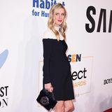 Im siebten Monat schwanger macht Nicky Hilton auf dem Red Carpet eine zauberhafte Figur und verzichtet auch immer noch nicht auf hübsche High-Heels