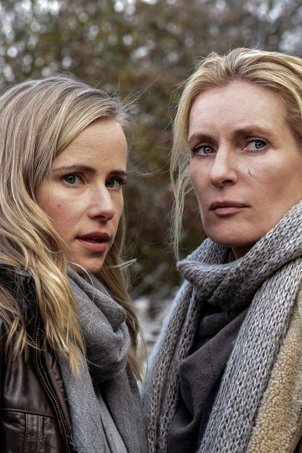 Susanne Bormann, Maria Furtwängler