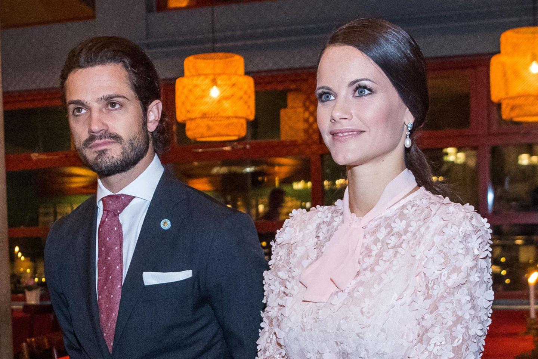 Prinz Carl Philip und Prinzessin Sofia sprechen offen über ihr Leben am Hof