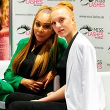 Angela und Anna Ermakova