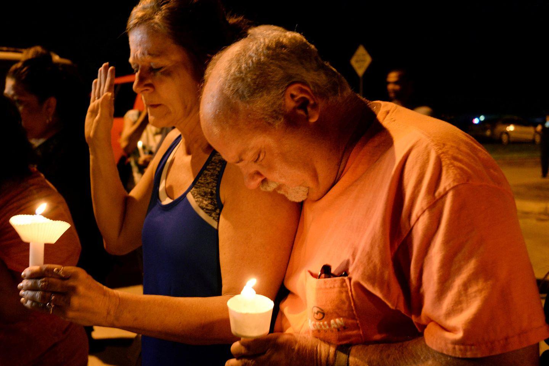 Gedenken an die Opfer von Sutherland Springs
